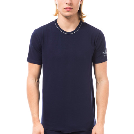 Sailor T-Shirt // Blue (XS)