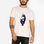 Blue Bear T-Shirt // White (S)