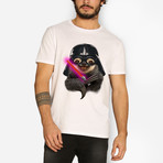 Darth Sloth // White (S)