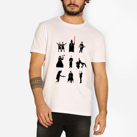 Men In Black // White (S)