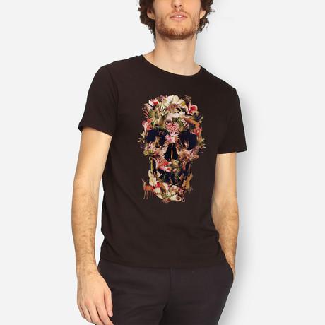 Jungle Skull // Black (S)
