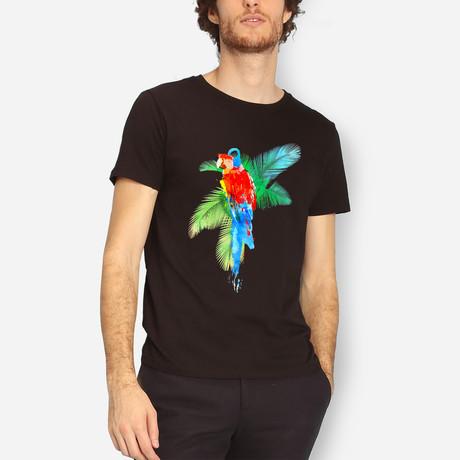 Parrot Party // Black (S)