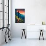 """Colour Spectrum // Zach Doehler (12""""W x 18""""H x 0.75""""D)"""