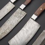 Kitchen Knife Set 2 // Set of 4
