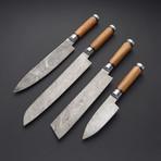 Kitchen Knife Set 3 // Set of 4