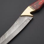 Professional Damascus Chef Knife