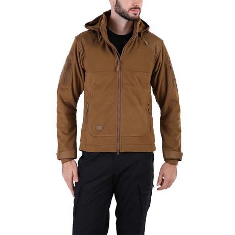 Jacket // Brown I (XS)