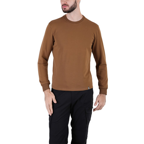 Pullover // Light Brown (XS)