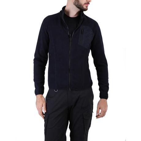 Jacket // Navy I (XS)