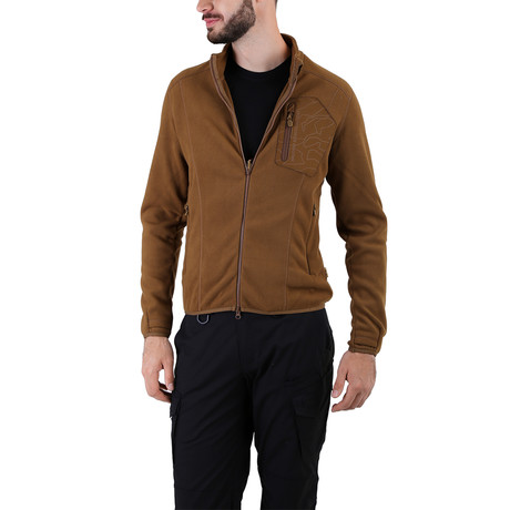 Jacket // Light Brown I (XS)