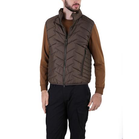 Vest // Olive (XS)