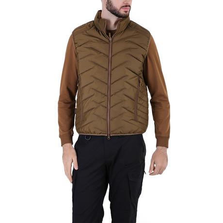 Vest // Light Brown (XS)