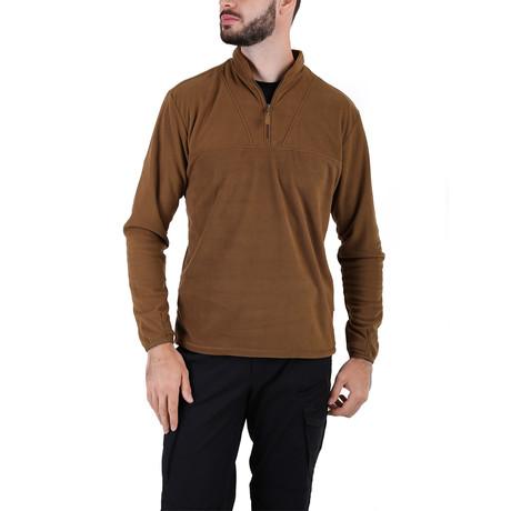 Jacket // Light Brown (XS)