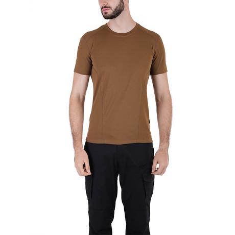 T-Shirt // Light Brown I (XS)