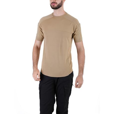 T-Shirt // Khaki (XS)