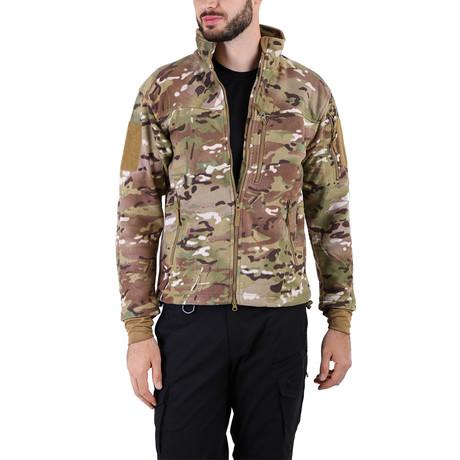 Jacket // Camouflage II (XS)