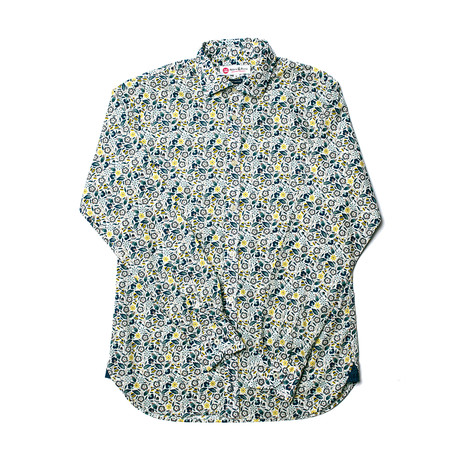 Jingle Shirt // Blue (XS)
