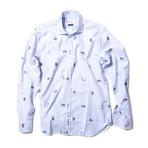 Kasc Shirt // Baby Blue (S)