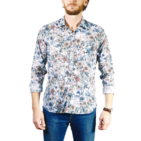 Kega Shirt // Multi (XS)