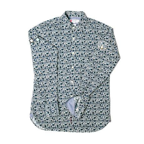 Krr Shirt // Blue (XS)