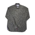 Tchark Shirt // Army Green (M)