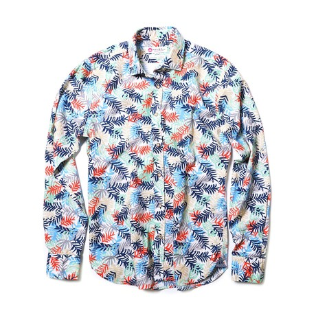 Tek Shirt // Multicolor (XS)