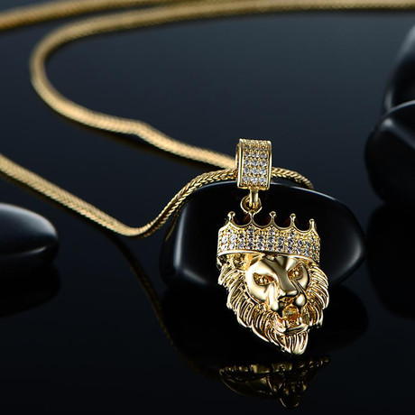 King of The Jungle Necklace