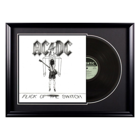 AC/DC // Flick Off the Switch
