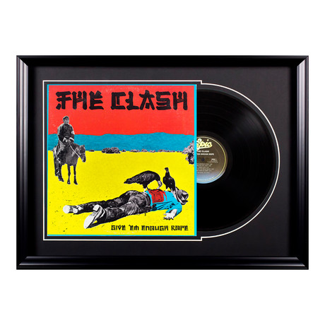 The Clash // Give 'Em Enough Rope