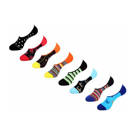 Shashi No Show Socks // 8 Pack
