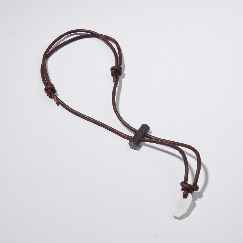 Flint Fire Starter Necklace