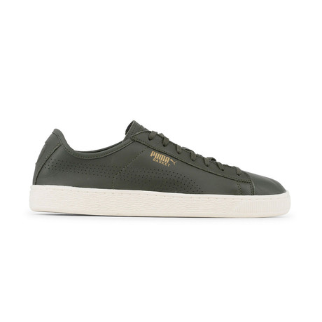 Basket Classic Soft // Black (UK: 6.5)