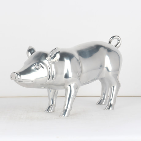 Little Piggie // Chrome