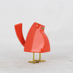 Little Birdies // Orange Mona