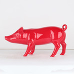 Little Piggie // Red