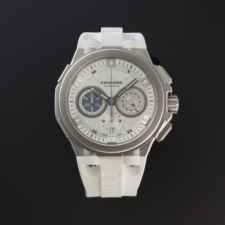 Concord C2 Chronograph Automatic // 320144 // Pre-Owned