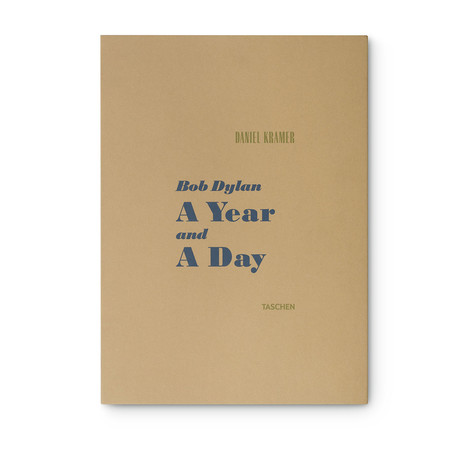 Bob Dylan: A Year and a Day // Daniel Kramer // Collector's Edition
