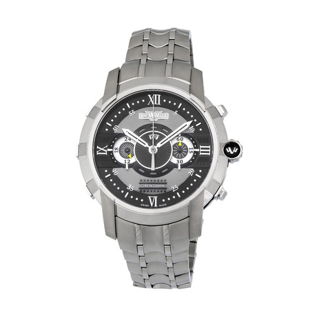 Dewitt Glorious Knight Chronograph Automatic // FTV.CHR.001.S