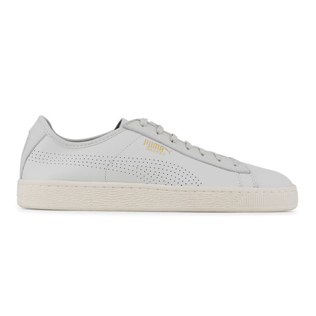 Basket Classic Soft // Light Grey (UK: 6.5)