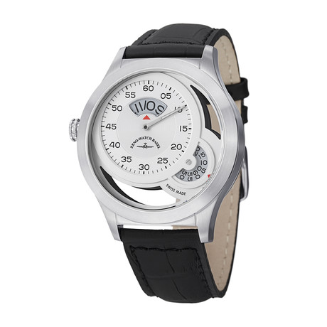 Zeno Jumping Hour Quartz // 6733Q-I2