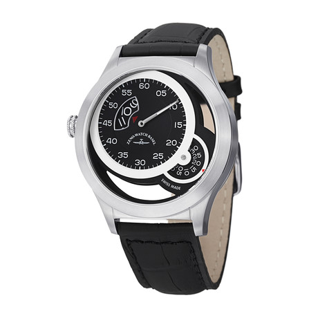 Zeno Jumping Hour Quartz // 6733Q-I1