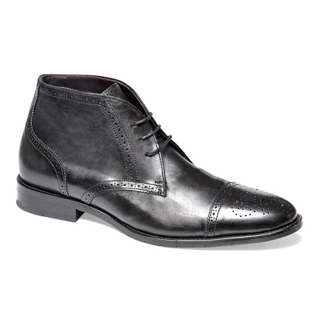 Texas II Chukka Boot // Black (US: 7)