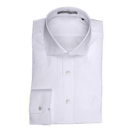Reynold Woven Shirt // White (Euro: 39)