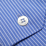 Arten Woven Shirt // Blue (Euro: 41)