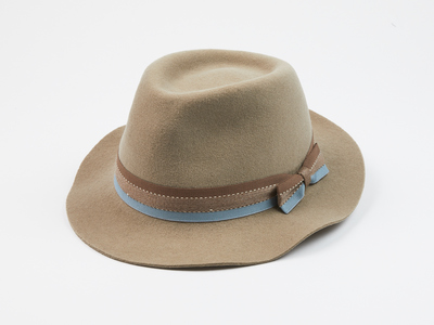 Photo of Elegancia Tropical Updated Wool Hats Denver // Habana Beige (S) by Touch Of Modern