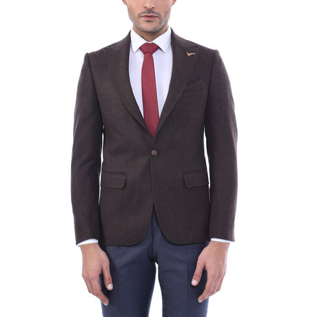 Blazer I // Brown (Euro: 44)