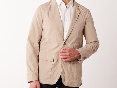 W.R.K. Blazers, Jackets, & Shirts Byron Bay Blazer // Khaki (US: 38R) by Touch Of Modern - Anniversary Gifts for Him