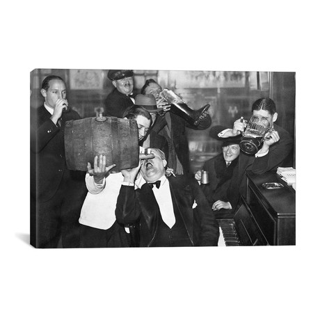 Drink Up! Prohibition Is Over