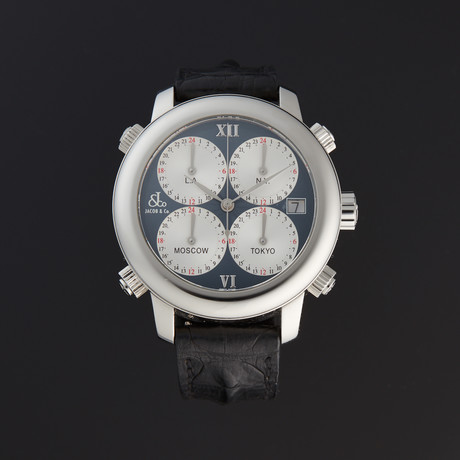 Jacob & Co. H24 Automatic // H24SSSL // Store Display