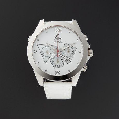 Jacob & Co. Chronograph Automatic // AC6 // Store Display